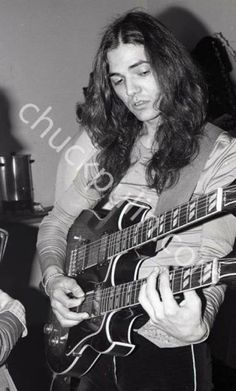 Deep Purple Mark IV, The James Gang, Zephyr guitarist Tommy Bolin