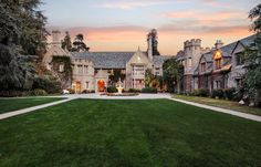 Dream House - The Playboy Mansion (14 Photos Video)