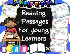 I created this set of 18 reading passages to use during my small group with my kindergarten students who are beginning to read. Students will read each passage, identify and color the main topic of the passage, and draw a picture to show what the passage stated.