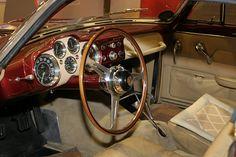 Jaguar XK120 Ghia Supersonic Coupe RD