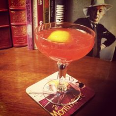 The Quentin Crisp Cocktail