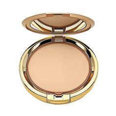 Milani Even Touch Powder Foundation Golden Beige . oz ($7.99) ❤ liked on Polyvore featuring beauty products, makeup, face makeup, foundation, golden beige, milani foundation and powder foundation