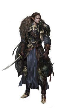 Warrior Elven