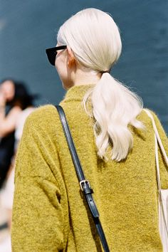 Vanessa Jackman: New York Fashion Week SS 2015....Ola