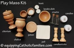 Play Mass Kit Equipping Catholic Families