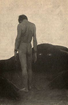 SASCHA SCHNEIDER THE ANARCHIST FIGURE ART Giclée Print Fine Canvas