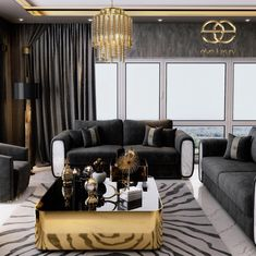 Trump New, Home Projects, Furniture Design, Couch, Architecture, Furnitures, Luxury, Interior, Istanbul