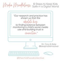 """The Childhood Collective's Instagram post: """"📱new blog post 📱and this one is for parents of children of any age… it's never too soon to start preparing for digital safety. - youtube.…"""" Speech Language Pathology, Speech And Language, Too Soon, Adhd And Autism, Behavior Management, News Blog, Psychology, Safety, Parents"""