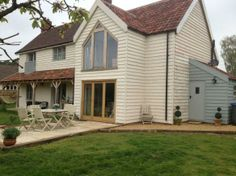 Beautiful Weatherboarded House - sigh, perfect house