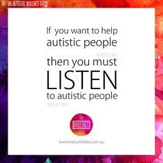 the infantilization of autism do autistic adults receive less assistance and representation than autistic children