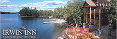 Kawartha Ontario Resort Couples Getaways, Conferences & Family Vacations - Irwin Inn Resort & Cottage Rentals Lake Cottage, Ontario, Cottage Rentals, Places, Family Vacations, Couples, Couple, Lugares