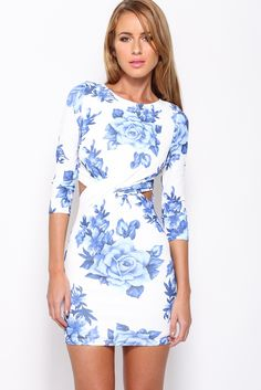 HelloMolly | Voyager Dress White