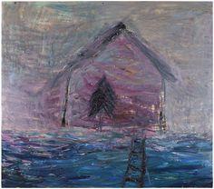Cottage: Nanna Susi Landscape Paintings, Landscapes, Female Painters, Forensics, Purple Haze, Art Boards, Finland, Modern Art, My Arts