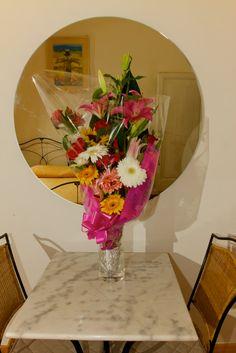 Flowers http://www.la-locandiera.com/camere.html