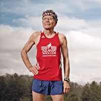 "81 year old cancer survivor and war veteran Clarence Hartley ran the Boston Marathon in 4:25.  He says ""It's fun being old when you're healthy and in shape.""  If he can run Boston, we can all at least exercise three times a week."