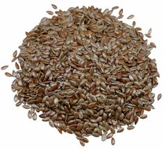 Flaxseed; Can be used for: Acne, Anxiety, Back Pain, Carpal Tunnel Syndrome, Conjunctivitis, Constipation, Coughs, Depression, Eczema, Eye Irritation, Gout, Healthy Skin, Heart Health, Hemorrhoids, High Cholesterol, Lower Stroke Risk, Menopausal Symptoms, Psoriasis, Stable Blood Sugar, Ulcers, and Weight Loss.