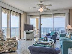 Summer+House+On+Romar+Beach+#801A:+3+BR+/+2+BA+condo+in+Orange+Beach,+Sleeps+8+++Vacation Rental in Alabama Gulf Coast from @homeaway! #vacation #rental #travel #homeaway