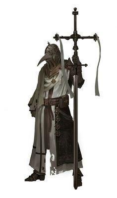 plague knight https://www.artstation.com/p/gmENZ