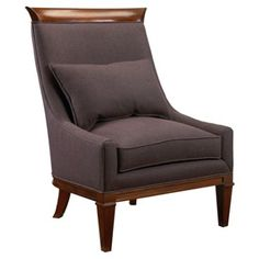 Check out this item at One Kings Lane! Bruno Chair, Gray