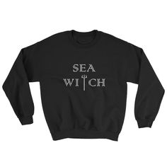 Sea Witch Sweatshirt