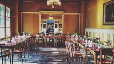 Schnitzel essen im Concordia Schlössl Wedding Wishes, Conference Room, Restaurant, Table, Furniture, Vienna, Home Decor, Europe, Essen