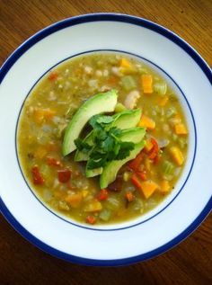 Vegan Gluten Free Southwestern Soup