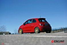Fiat 500, Automobile Companies, Fiat Abarth, Racing Wheel, Evo