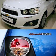 Detailpart Car Slim Emblem Sticker For Chevrolet Aveo #Detailkorea #Car #Car_Emblem #Emblem #Car_Name_Emblem #Chevrolet #Aveo