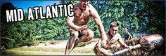 Virginia Mid Atlantic Spartan obstacle course trail race. 8 miles Aug 24