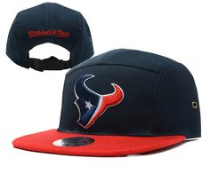 6365d6f2fb24b Houston Texans NFL Snapback Hat 09 Camisetas De Fútbol