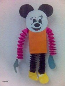 This Page Has A Lot Of Free Mouse Craft Idea For Kidsparents And Preschool