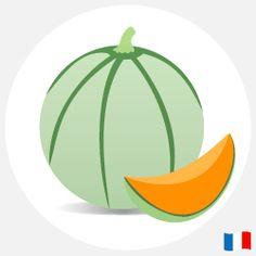 E-liquide melon français : 10 ml - nicotine : 0, 6, 11 ou 18 mg. 4,90 €.