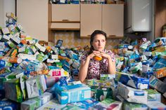 Ile śmieci produkujemy w ciągu 4 lat?