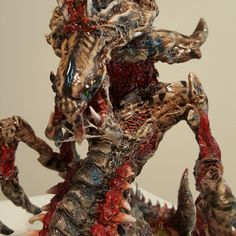 Hydra sculpture