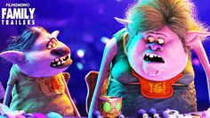 "TROLLS ""Can't Stop The Feeling!"" New Clip I Animated Family Movie – www.nsgamer.com"