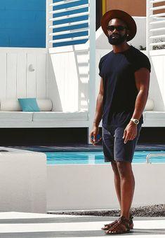 Not the sandals Men Looks, Fashion Moda, Mens Fashion, Fashion Shoes, Moda Afro, Mode Man, La Mode Masculine, J Crew Men, Mens Style Guide
