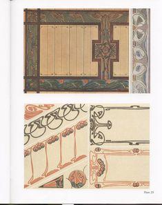 Art Nouveau Design and Motifs Klinger Anker, часть 2. Обсуждение на LiveInternet - Российский Сервис Онлайн-Дневников