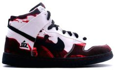 on sale 31202 34027 Nike Dunk High Pro SB Melvin Blood