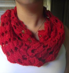 Ravelry: Easy Bruges Lace Scarf Crochet Pattern pattern by Stacey Tallman