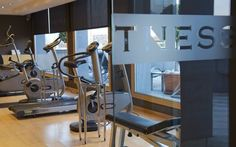 AC Diplomatic Hotel, Barcelona Fitness Center