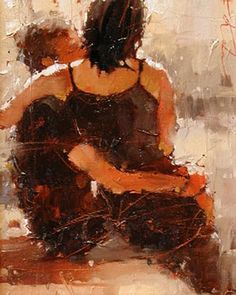 Andre Kohn 1972 | Russian-born Figurative Impressionist Painter