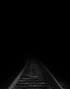 I know this place! It leads nowhere, I have a map I'm sure... The tracks are familiar and I can see that I will have to go far.. #poem by #julie tait