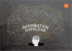 Don't overload your brain with too much! Relax before it explodes!