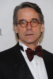 Jeremy Irons - Known for Die Hard: With a Vengeance (1995).
