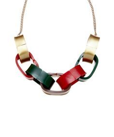Paper Chain Necklace £55 (sale £27.50) - Christmas 2014