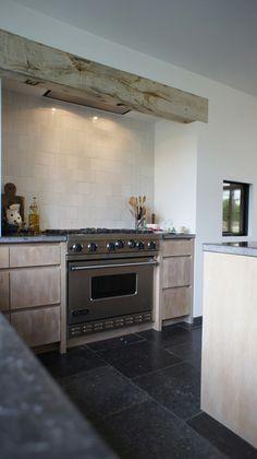 Belgian design kitchen