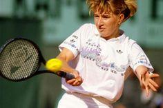 Table Tennis, Badminton and Tennis latest news Steffi Graf, Badminton, Rackets, Tennis Racket, Beatles, Sports, Mens Tops, Passion, Memories