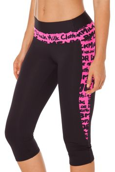 BM-PRO Highlighter Pink Combat Pants - LIMITED by Black Milk Clothing $90AUD