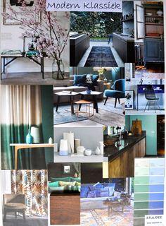 STIJLIDEE Woonstijlen 2015-2016   Moodboard: STIJLIDEE Interieuradvies en Styling   Modern Klassiek via www.stijlidee.nl