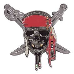 Disney Pirates of the Caribbean: On Stranger Tides Pin - D23   Disney StorePirates of the Caribbean: On Stranger Tides Pin - D23 - Show the whole crew that it's a pirate's life for you when wearing this skull-and-crossbones icon pin inspired by Pirates of the Caribbean: On Stranger Tides.
